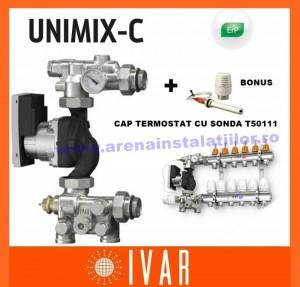 poza Grup de amestec cu pompa Wilo IVAR UNIMIX C