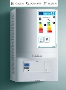 poza Centrala termica VAILLANT EcoTec PRO VUW INT II 236/5-3, 18.5 kW - Incalzire + A.C.M