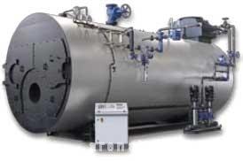 poza Cazan abur GX 5000 - 12 bar 8500 kg/h