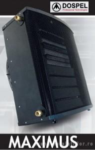 poza Aeroterme cu agent termic Dospel - Maximus 53 - 52,2 kW
