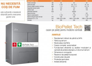 Poza pret Ferroli BioPellet Tech 30 kw