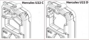 Poza Hercules U22CD