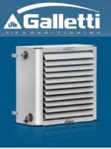 Poza  Aeroterma cu agent termic Galletti AREO P