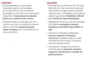 Poza avantaje 2 ARISTON GENUS PREMIUM EVO HP 150 EU