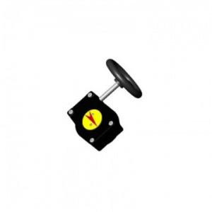poza Reductor manual pentru robineti clapa fluture TECOFI DN 40 - DN 100