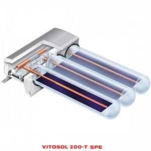 Poza Pachet panou solar cu tuburi vidate Viessman Vitosol 200-T SPE 1,63 mp +Accesorii 2