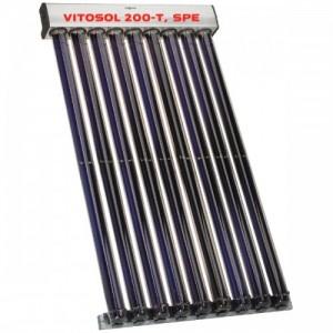 poza Pachet panou solar cu tuburi vidate Viessman Vitosol 200-T SPE 3,26 mp + Accesorii
