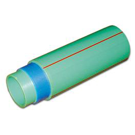 poza Teava PPR verde cu fibra compozita Heliroma PN20 / 40x5.5 mm