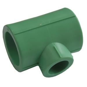 poza Teu redus PPR verde 32x25x25 Heliroma