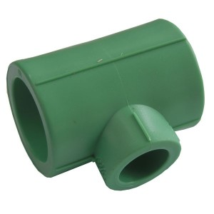 poza Teu redus PPR verde 32x25x32 Heliroma