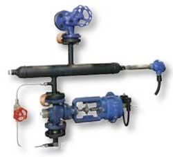 poza Sistem de control continuu al salinitatii apei cazanului - TDS