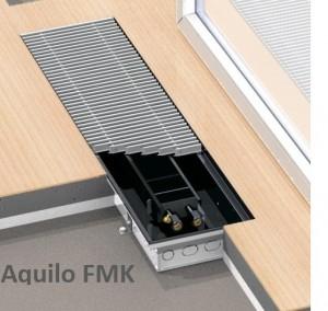 poza Convector cu montaj in pardoseala Purmo Aquilo FMK 110x260x1900 mm - 582 W