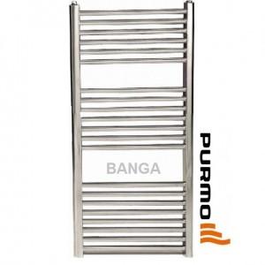 poza Radiator de baie Purmo Banga Cromat 600x1222 mm - 500 W