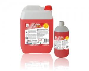 poza Dezincrustant actiune rapida pentru centrale termice Chemstal Cleanex Fe-Cu PLUS 1,25 kg