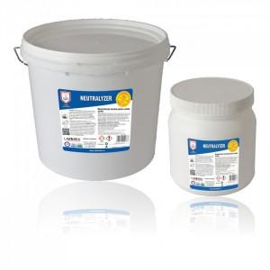 poza Neutralizant pasivizant solutii acide Chemstal Neutralyzer Alcalin 1 kg