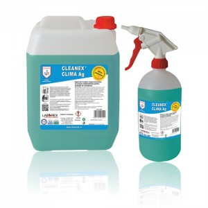 poza Agent curatare actiune antibacteriana pentru aparate aer conditionat Chemstal Cleanex Clima Ag 1 kg