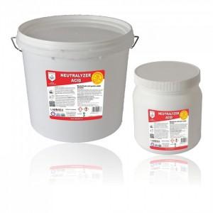 poza Neutralizant solutii alcaline Chemstal Neutralyzer Acid 1 kg