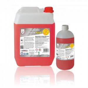 poza Dezincrustant actiune rapida pentru centrale termice in condensare Chemstal Cleanex Inox-Al PLUS 1,5 kg