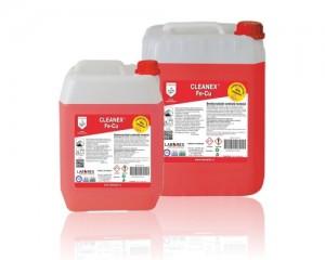 poza Dezincrustant pentru centrale termice Chemstal Cleanex Fe-Cu 10 kg