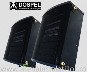poza Aeroterma cu agent termic Dospel - Maximus 27 - 26,2 kW