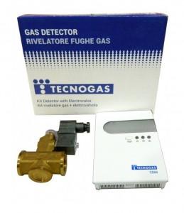 poza Detector gaz cu electrovana Tecnogas CD 64 - 3/4