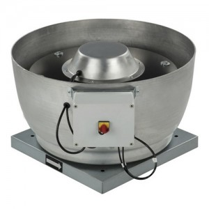 poza Ventilator tip centrifugal pentru acoperis cu refulare verticala Soler Palau CRVB/4-225