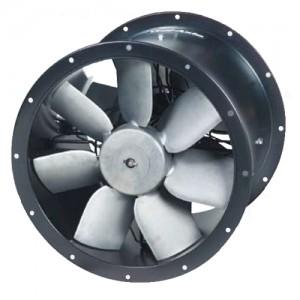 poza Ventilator axial tubulatura Soler Palau TCBBX2/4-500/L