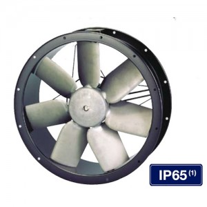 poza Ventilator axial tubulatura Soler Palau TCBT/4-315/H
