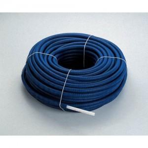 poza Teava Tiemme Cobrapex 16x2 mm cu izolatie albastra - colac 50 ml