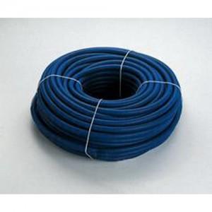 poza Teaca ondulata de protectie Tiemme de culoare albastra 28mm - colac 50 ml