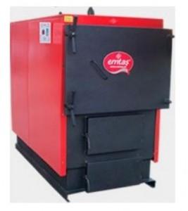 poza Cazan din otel cu functionare pe combustibil solid EMTAS EK3G 1000 - 1164 kW