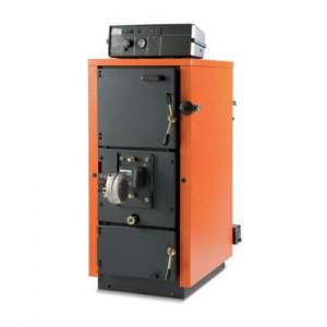 poza Centrala termica pe lemne cu gazeificare ARCA ASPIRO ENTRY 29 - 30 kW