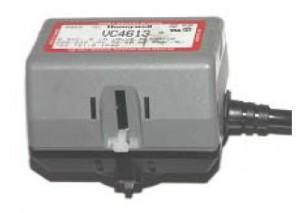 poza Servomotor pentru ventile de zona Honeywell VC4013 - 230V