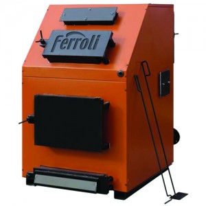poza Centrala termica pe lemne Ferroli FSB3 MAX 120 kW