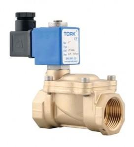 poza Electroventil de apa normal inchis Tork S1030 -  DN 15 (1/2)