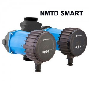 poza Pompa dubla cu turatie variabila IMP PUMPS NMTD SMART 32/80-180