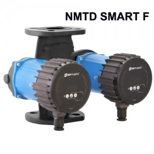 poza Pompa dubla cu turatie variabila IMP PUMPS NMTD SMART 40/40 F