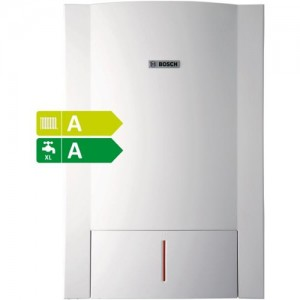 poza Centrala termica cu boiler incorporat Bosch Condens 5000 WT WBC 24 S50 - incalzire = 24 kW + a.c.m = 30 kW