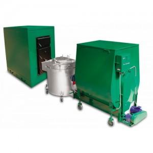poza Centrala termica pe rumegus Termofarc FI-R 800 - 800.4 kW