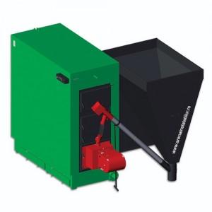 poza Centrala termica pe peleti si lemne Termofarc FI-P 200 - 186.2 kW