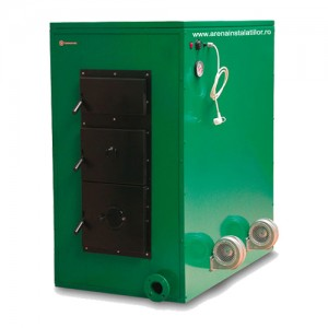 poza Centrala termica pe lemne Termofarc FI-Mixt 70 - 69.7 kW