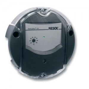 poza Regulator solar RESOL DELTASOL AX