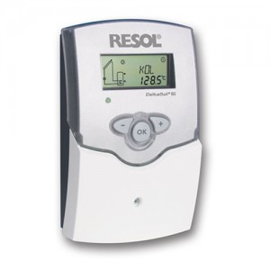 poza Regulator solar RESOL DELTASOL BS/4 V2