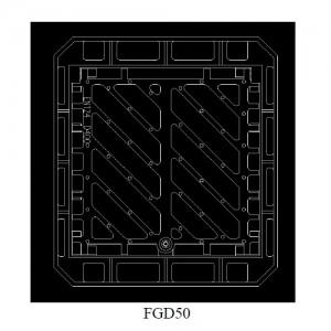 poza Gratar fonta carosabil FGD50