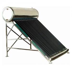 poza Panou solar presurizat Heat Pipe SONTEC SPP-470-H58 - 200/18 cu boiler inox 200 litri