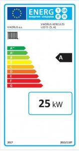 Poza Clasa energetica Centrala termica pe lemne Viadrus U22 D5