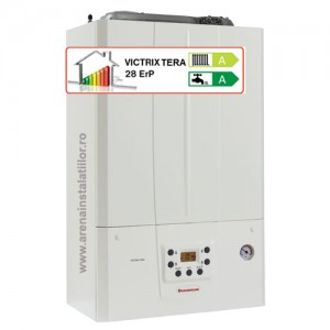 poza Centrala termica pe gaz in condensare IMMERGAS VICTRIX TERA 32 1-  incalzire = 28 kW + a.c.m = 32 kW
