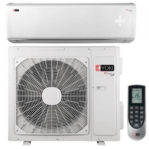 poza Aparat de aer conditionat Inverter YOKI 9000 Btu KW09IG1