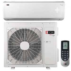 poza Aparat de aer conditionat YOKI DC Inverter 18000 Btu KW18IG1
