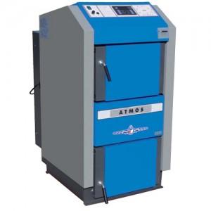 poza Centrala termica pe lemne cu gazeificare ATMOS DC40GS - 40 kW